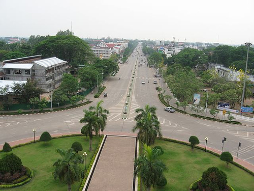 Vientiane, Capital do Laos