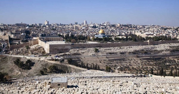 Ierusalim - Muntele Măslinilor