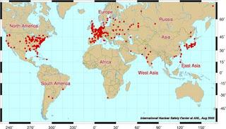 АЭС на территории США, Европы и Азии: арена будущих терактов и катастроф?