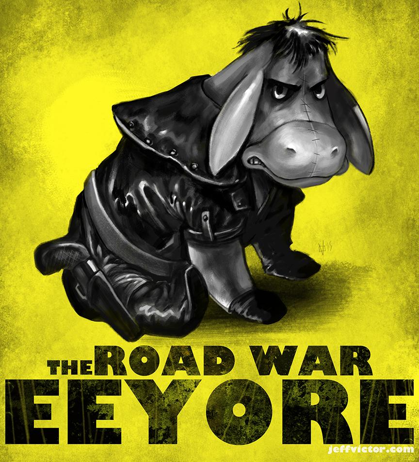 Wicked Crispy: The Road War Eeyore