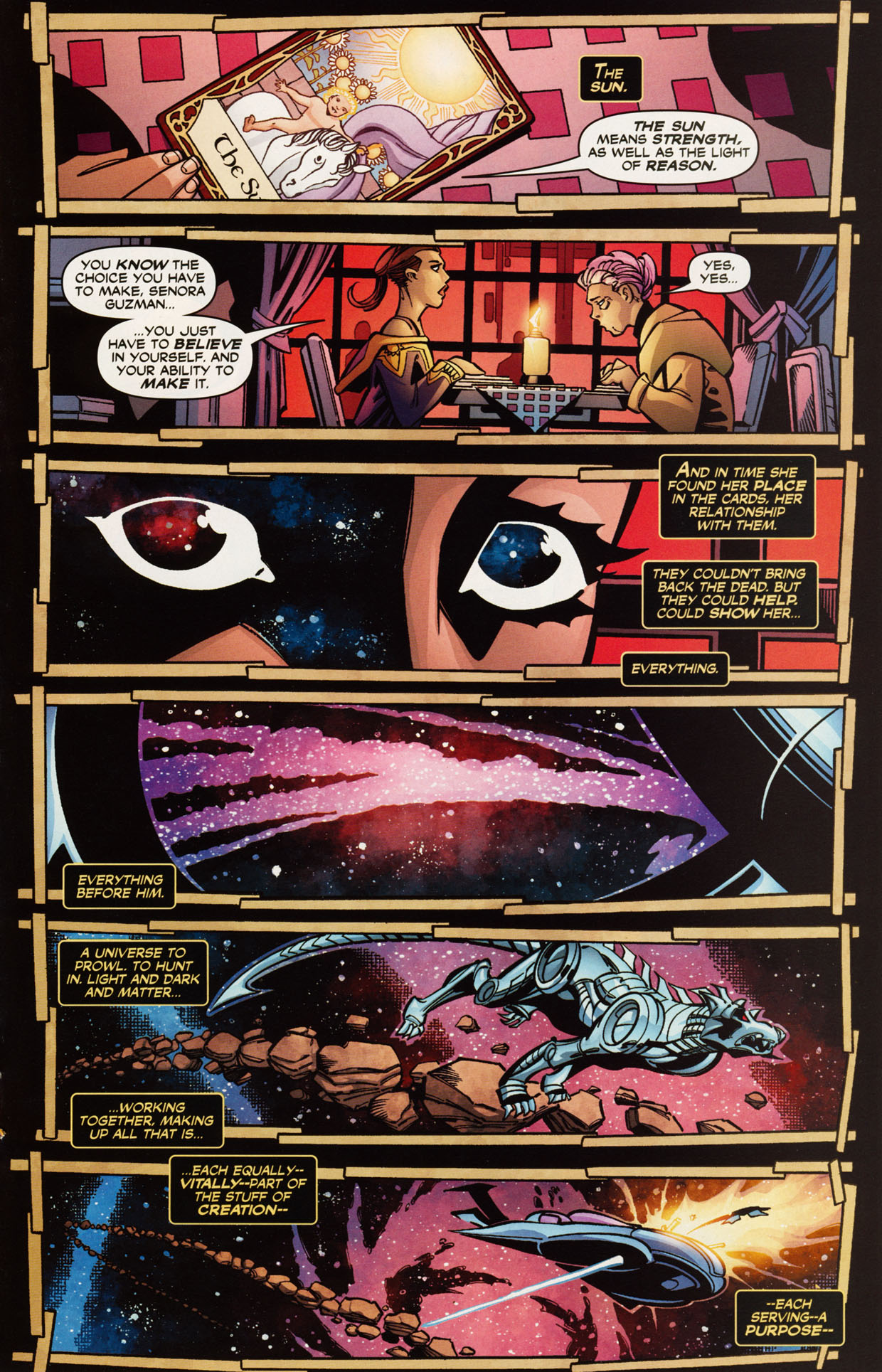 Read online Trinity (2008) comic -  Issue #48 - 23