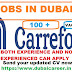 Jobs in Carrefour multinational company Dubai april 2019