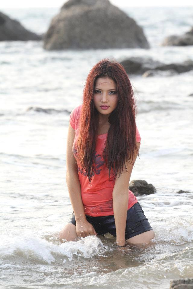Myanmar Sexy Girls Collection Photos - 5 - -9898