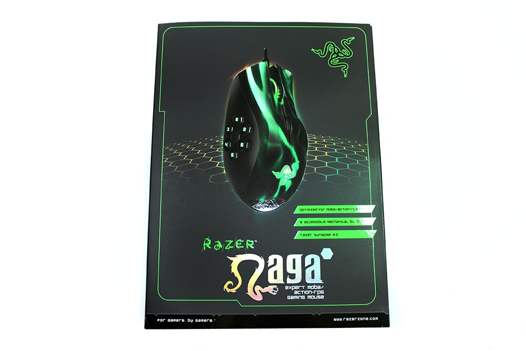 d17ea57969b 6 MOBA/action-RPG optimized mechanical thumb buttons. High performance  buttons up to 250 clicks per minute. Razer Synapse 2.0