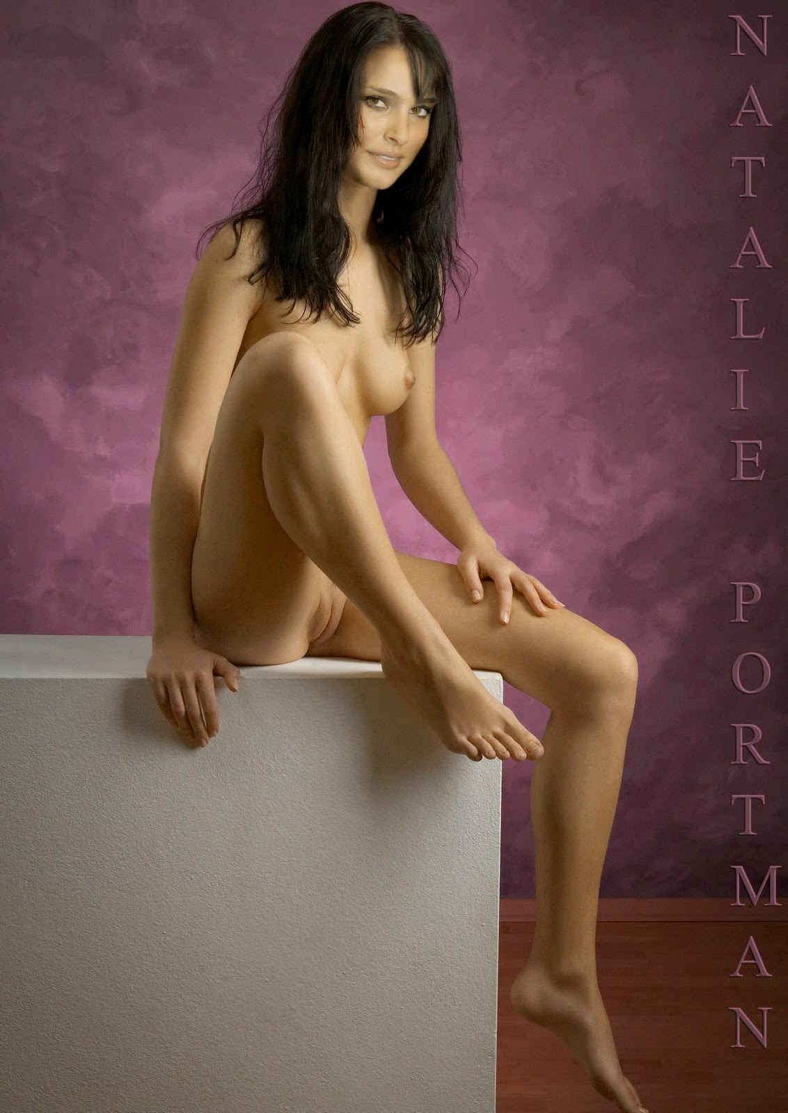 Natalie Portman Sexi Naked Pics  Topless Big Boobs-3858