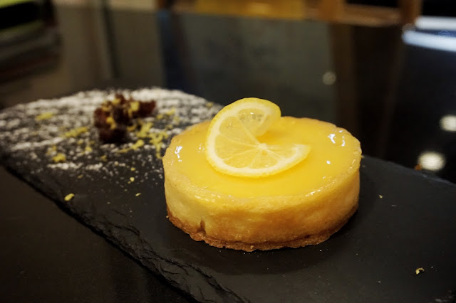 Rice & Fries - Lemon Tart
