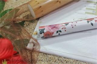 Undangan Bambu 21 Jasmin Tile Warna