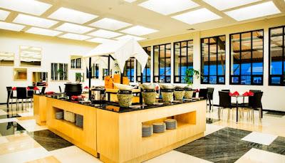 Restoran di Hotel lemo