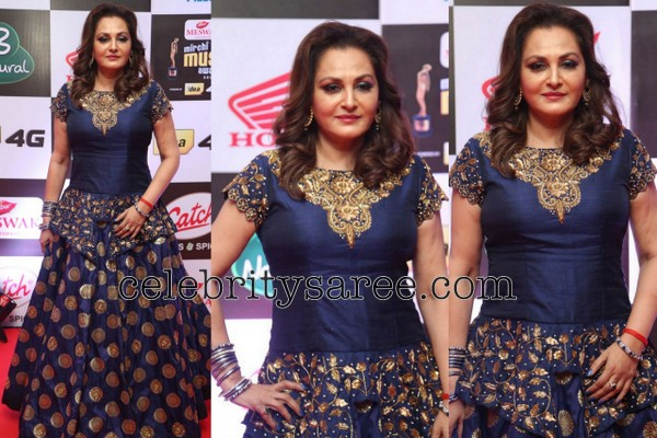 Jayapradha at Mirchi Music Awards