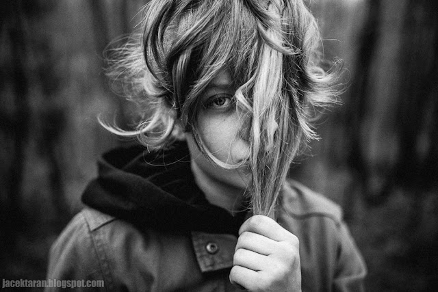 fotografia portretowa, krakow, jacek taran, portret, fotografia czarno-biala