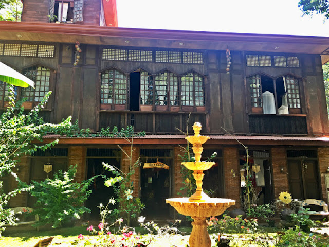 Things to do in Manolo Fortich Bukidnon The Heritage House at kampojuan in Dicklum, Manolo Fortich, Bukidnon