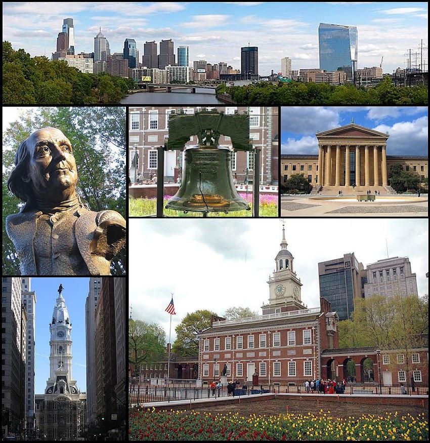 Il 27 Ottobre 1682 – Viene fondata la città di Filadelfia.