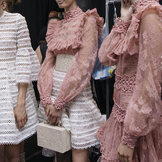Zimmermann Spring 2016 NYFW - Cool Chic Style Fashion
