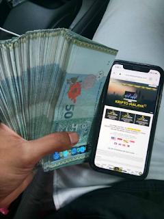 buat duit tiap hari dengan KriptoMalaya