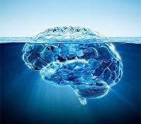 Bilinç ve bilinç altı beyin ve buz dağı benzetmesi