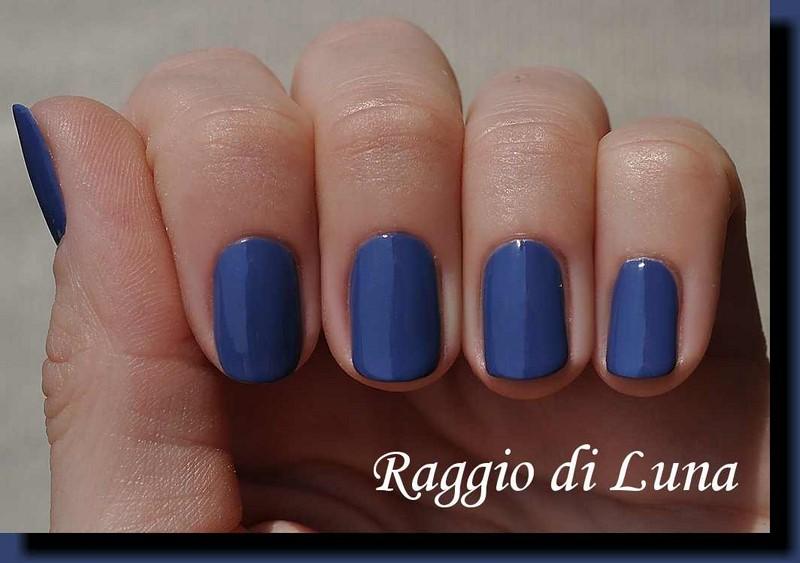 Raggio di Luna Nails: Rimmel Salon Pro n° 411 Navy Seal