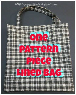 http://joysjotsshots.blogspot.com/2013/09/one-main-pattern-piece-lined-bag.html