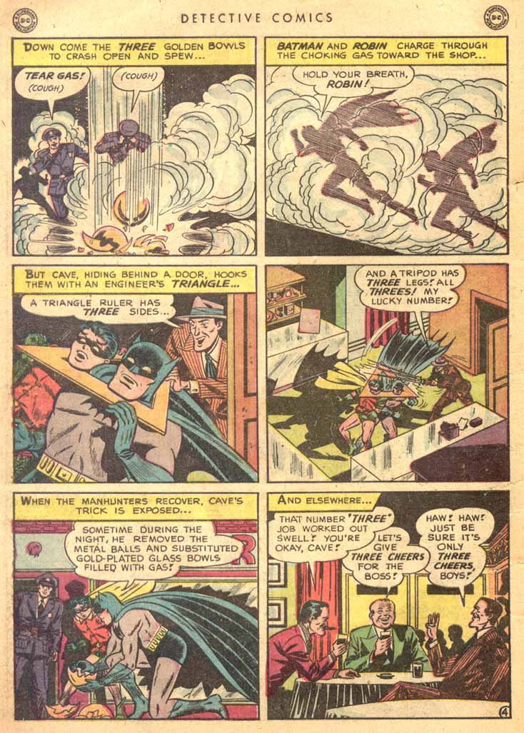 Detective Comics (1937) 146 Page 5