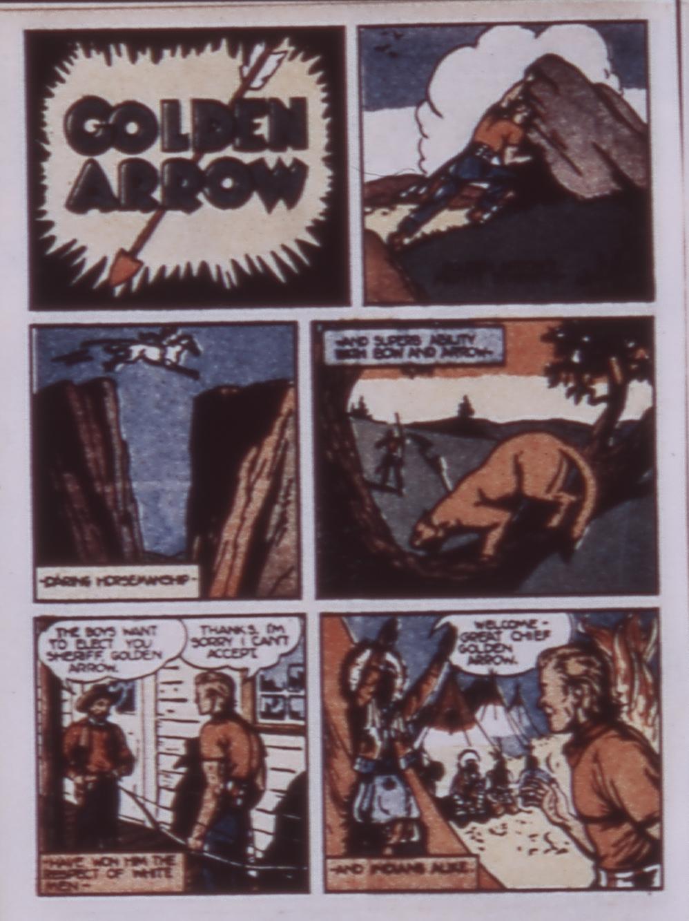 Read online WHIZ Comics comic -  Issue #3 - 16