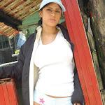 Andrea Rincon, Selena Spice Galeria 33: Gorra Azul, Cachetero Azul Foto 19