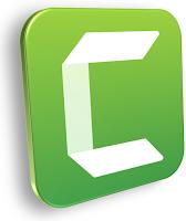 Camtasia Studio 9 3D Logo by www.nisarhussain.com