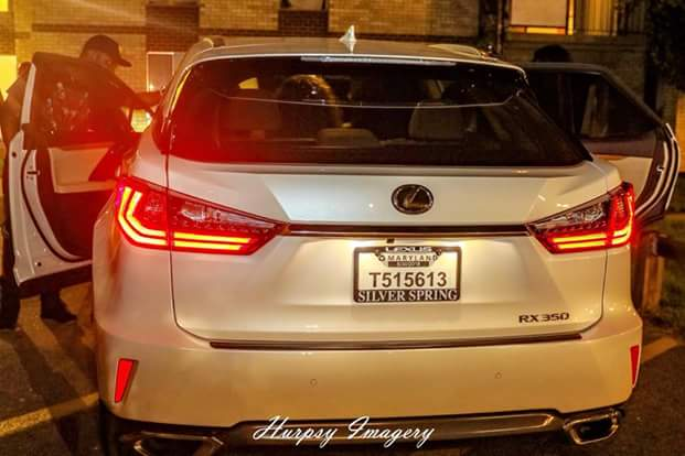 Nigerian man surprises his wife with brand new 2018 Lexus RX Sport 350 as birthday gift (photos)