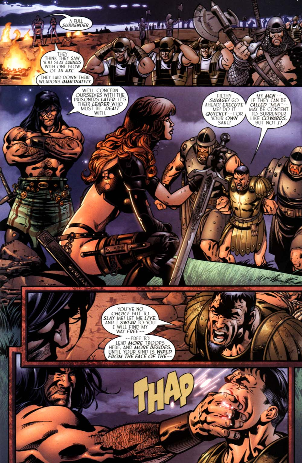 Read online Sigil (2000) comic -  Issue #19 - 24