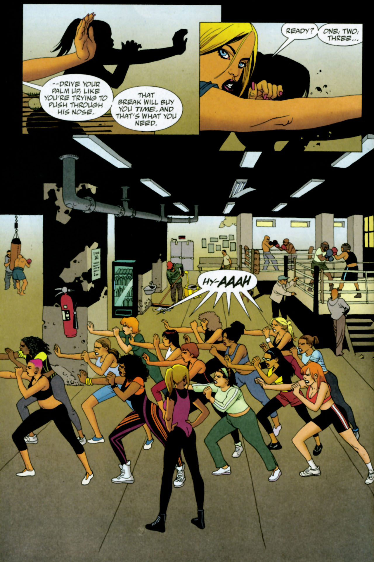 Read online 100 Bullets comic -  Issue #85 - 5