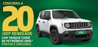 Promoção Petrobras Premmia: 20 Renegades!