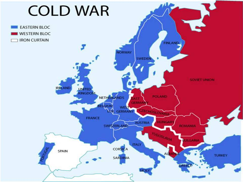 MUSINGS: POST COMMUNISM IN THE EASTERN BLOC: GERMANY, HUNGARY, AND ...