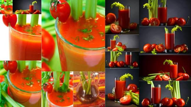 تحميل 15 صورة عالية الجودة للطماطم، عصير الطماطم والكرفس