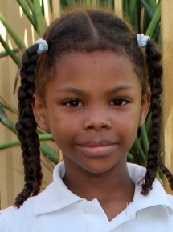 Carolin - Dominican Republic (DR-161), Age 7