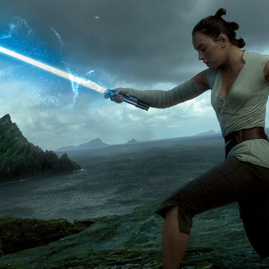 Jedi Wallpaper: Rey Star Wars Last Jedi Wallpaper Engine Download