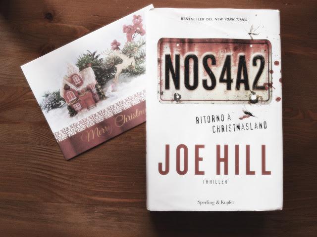 Joe Hill NOS4A2