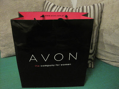 Mikołajkowa paczka od Avon