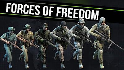 Forces of Freedom v 3.01 Apk (Unrealeshed) Android
