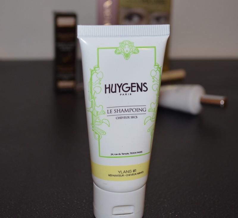 Huygens , Le shampoing Ylang