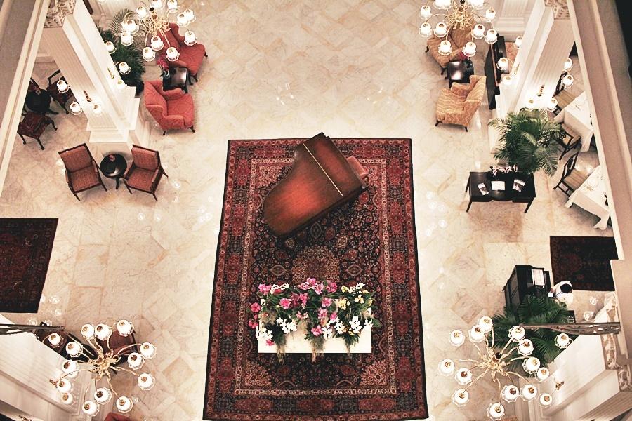 hotel lobby 5 star hotel