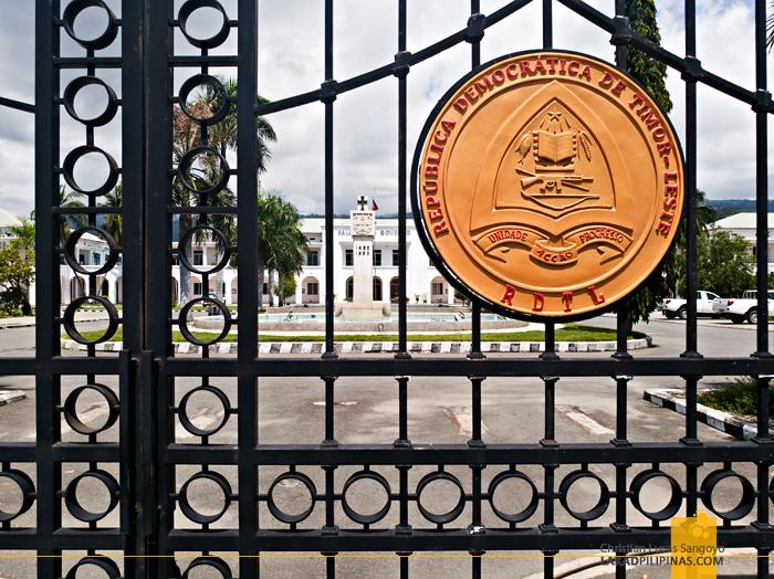 Palacio Governo East Timor