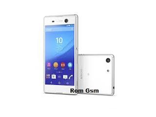 Firmware Download Sony Xperia M5 Dual E5663