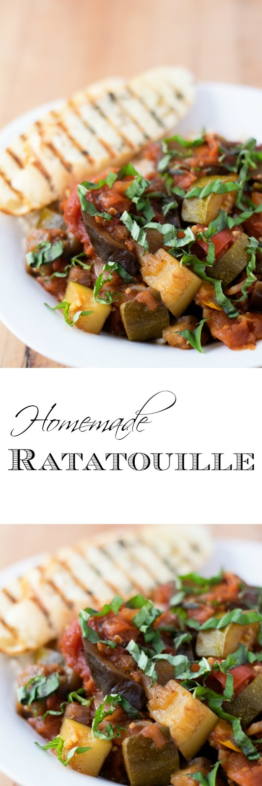 Homemade Ratatouille Recipe - ~The Kitchen Wife~
