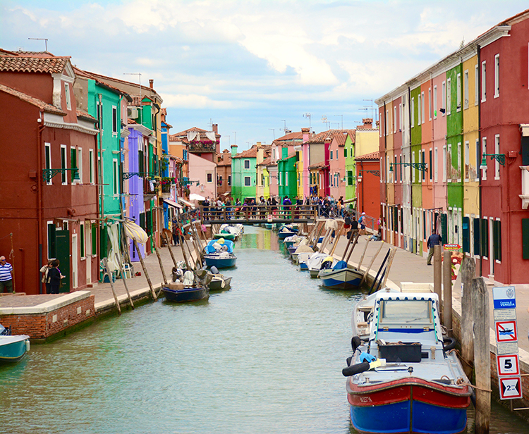 Travel: Burano, Italy | My Darling Days