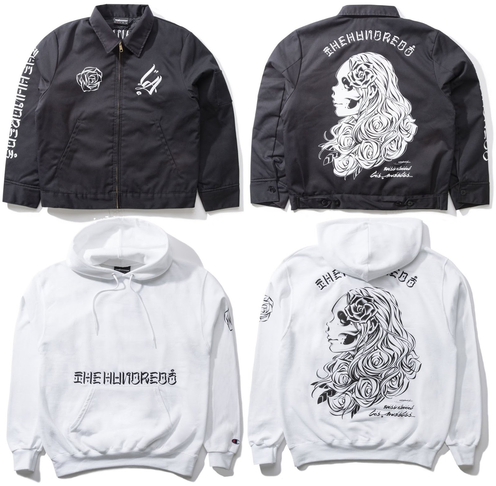 a0e2c80f40bc The Blot Says...  The Hundreds by Usugrow Apparel Capsule Collection