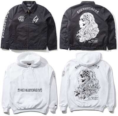 The Hundreds by Usugrow Apparel Capsule Collection