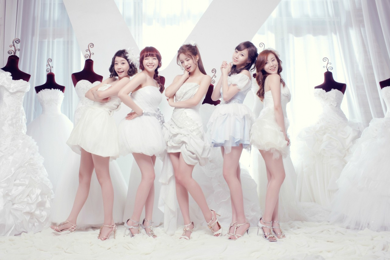 girls day wallpaper by - photo #14