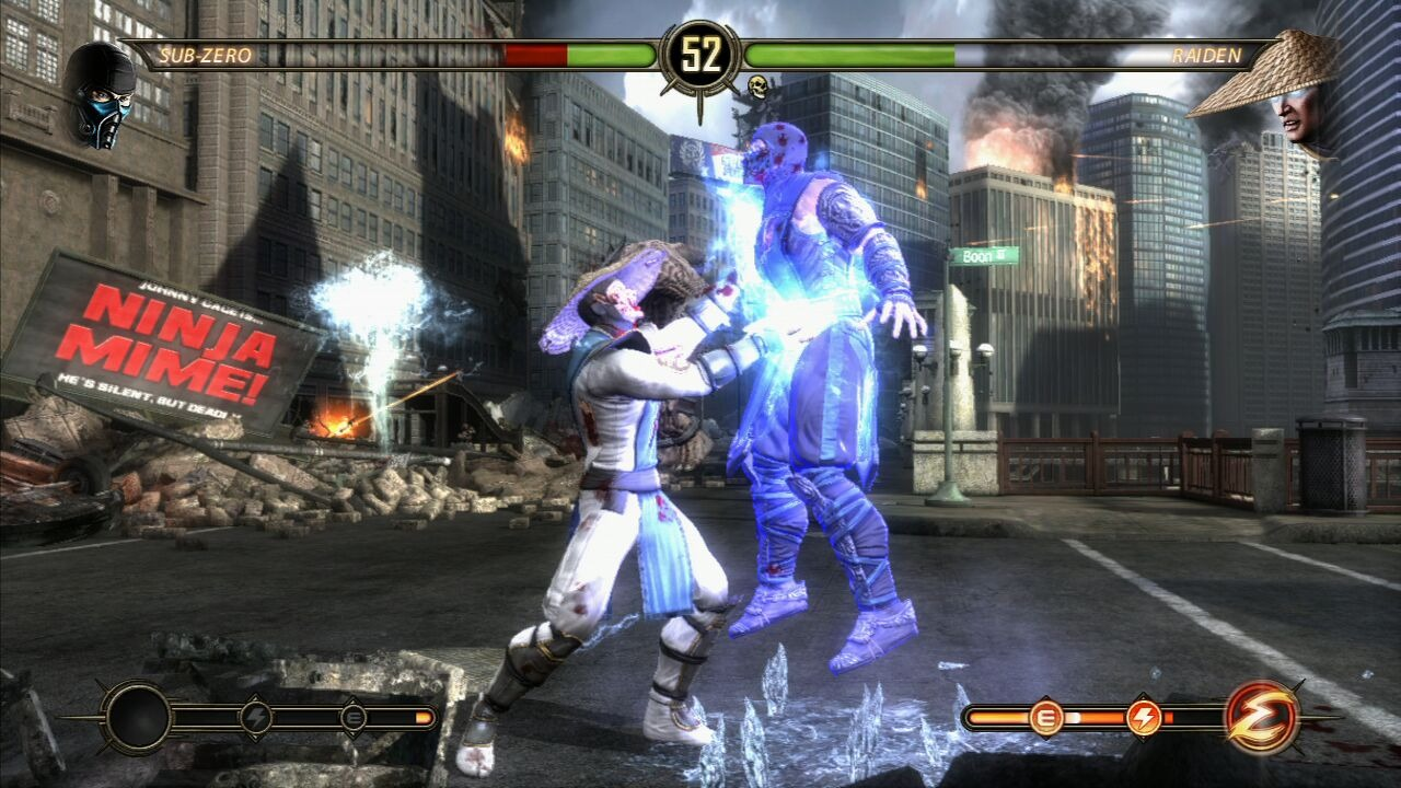 Mortal Combat Game Online