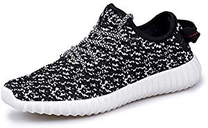 shuaige567 Unisex Ultra Lightweight Breathable Mesh Street Sport Gym Running Walking Shoes Casual Sneakers