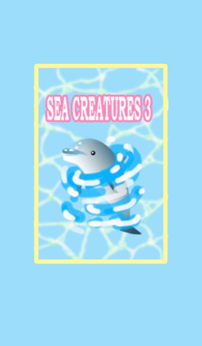 Sea creatures 3