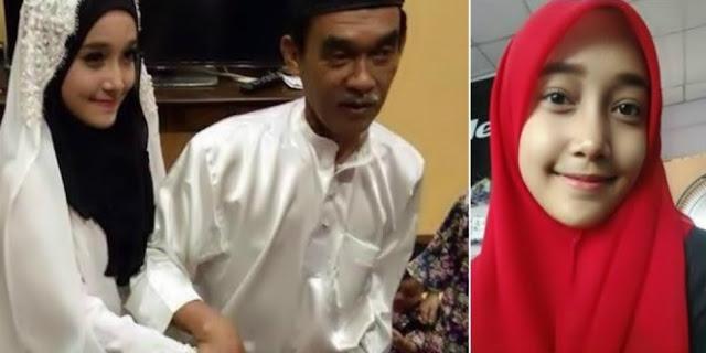 SUBHANALLAH Mengejutkan! Pengakuan Gadis 18 Tahun Nikahi Duda 66 Tahun