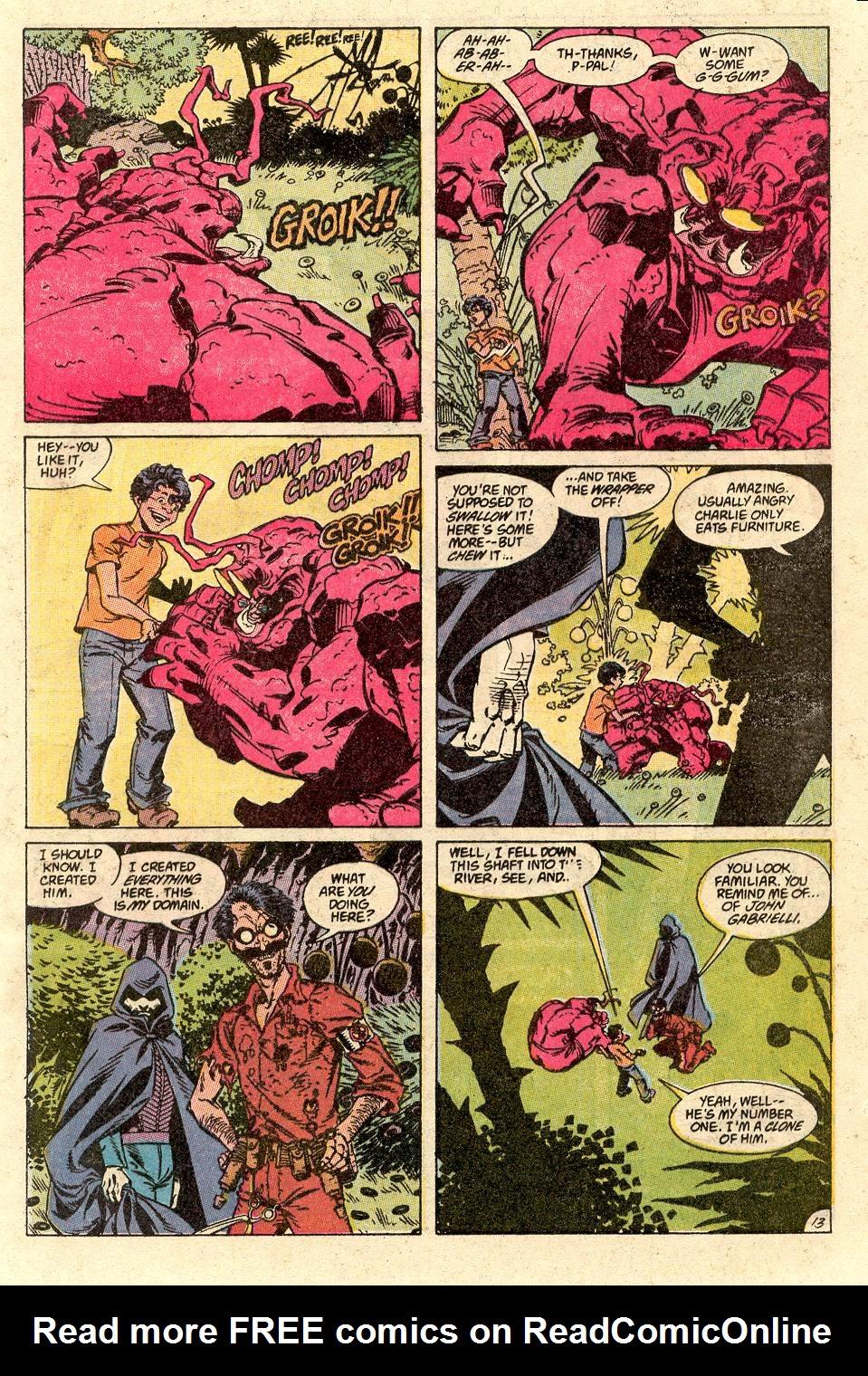 Read online Secret Origins (1986) comic -  Issue #49 - 18